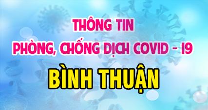 THÔNG TIN PHÒNG, CHỐNG DỊCH COVID - 19
