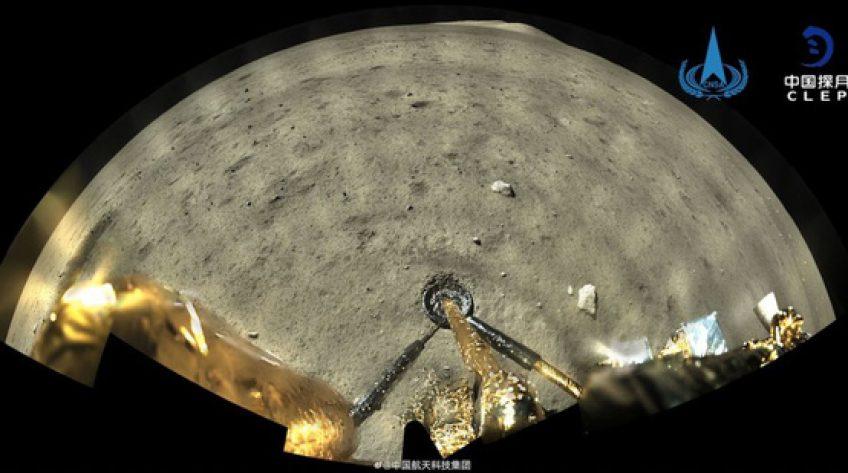 Tàu Hằng Nga 5 thấy gì trên Mặt trăng?