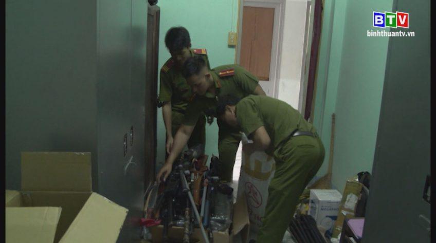 An ninh Bình Thuận 4-7-2020