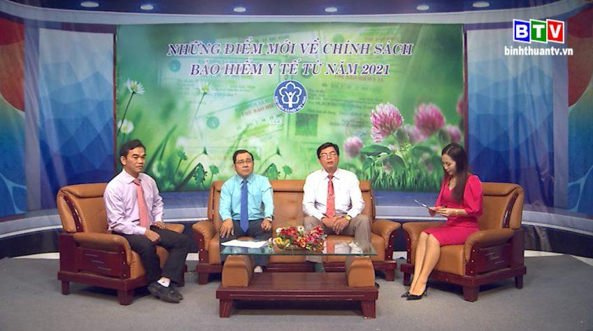 Tọa đàm: Những điểm mới về chính sách Bảo hiểm y tế từ năm 2021 (Phần 2)