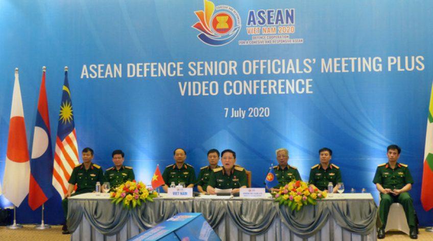 Hội nghị quan chức quốc phòng ASEAN có 8 nước ngoài ASEAN tham dự