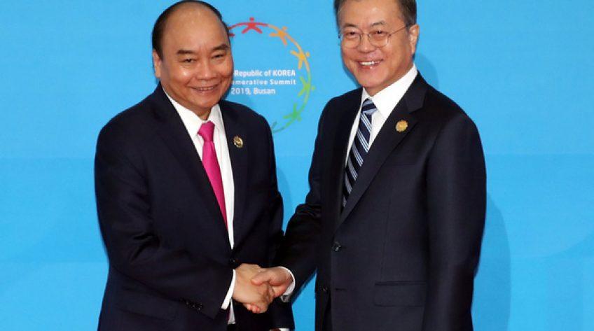 Hàn Quốc - ASEAN thúc đẩy kết nối khu vực