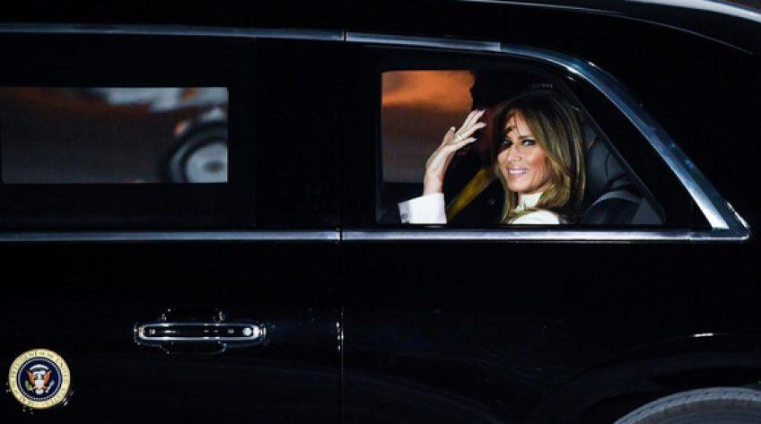 Đệ nhất phu nhân Mỹ kêu gọi mọi người đeo khẩu trang