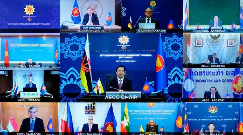 ASEAN: Thúc đẩy phục hồi và chuyển đổi kinh tế số